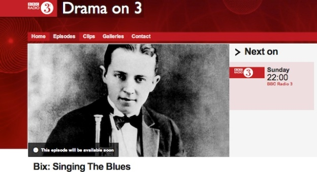 Bix: Singing The Blues